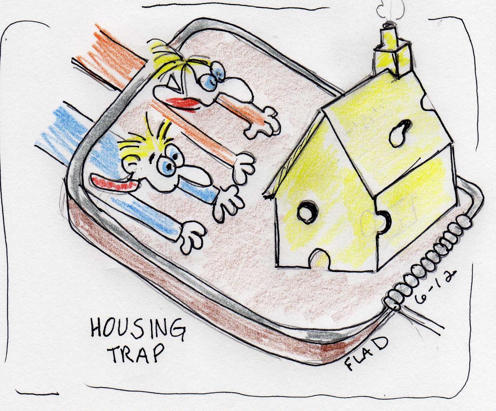 Squeak! It's a trap!