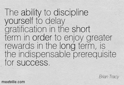 Well said Brian
