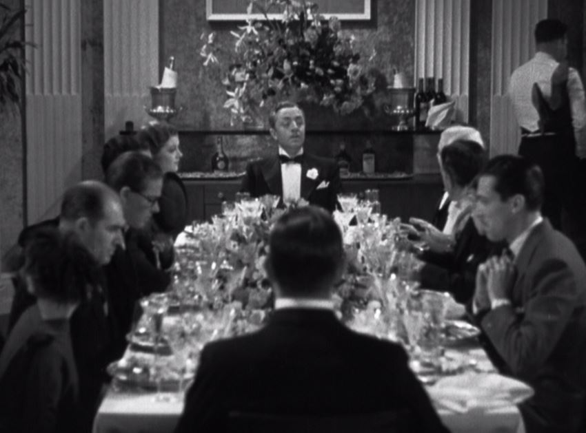 Dinner at the Jambones': 'My son-in-law's escalation technique is top drawer and I will fight the man who denies this'.